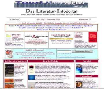 TourLiteratur - altes Design